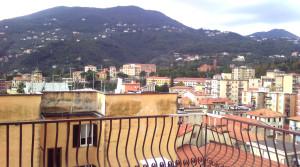 La Spezia, appartamento in centro, Palazzo in stile